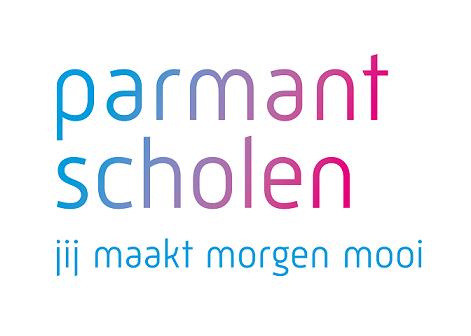 Parmant Scholen logo voor website